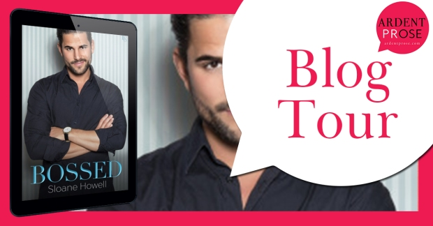 bossed blog tour
