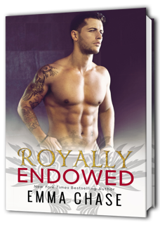 Royally-Endowed-3D-book
