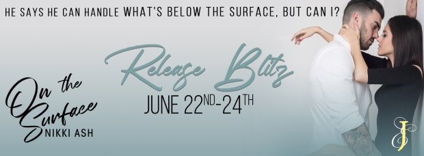 On the Surface Release Banner